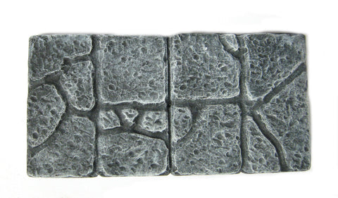 Scenery - Floor tiles (10cm x 5cm) - ES268 - 28mm UNPAINTED