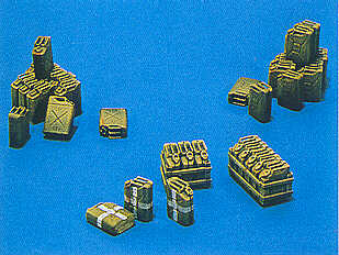 Italeri - 0402 Jerry Cans - 1:35