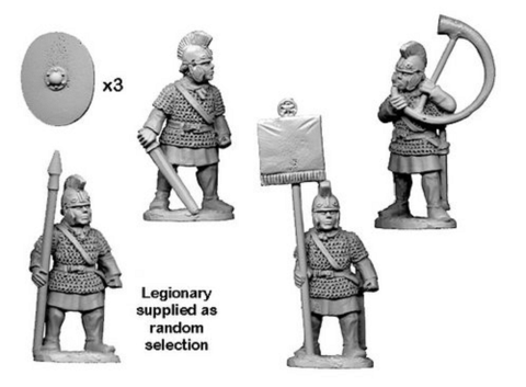 Ancients RFA002 - Late Roman Legionary Command