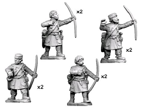 Ancients RFA007 - Late Roman Archers