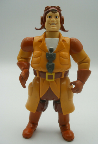 Action Figure - The Real Ghostbusters Eddie Eddy Spencer 1985