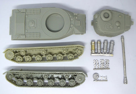 Bolt Action - Iosef Stalin-2 (1944 pattern) heavy tank - 28mm
