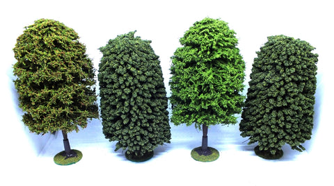 K&M - Deciduous trees (height 125mm) - DG125
