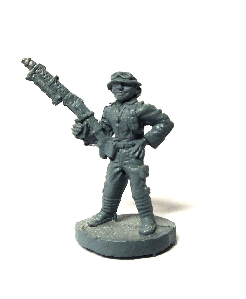 Rebel Characters-25mm-SW72 West End Game Alien Student of the Force Star Wars