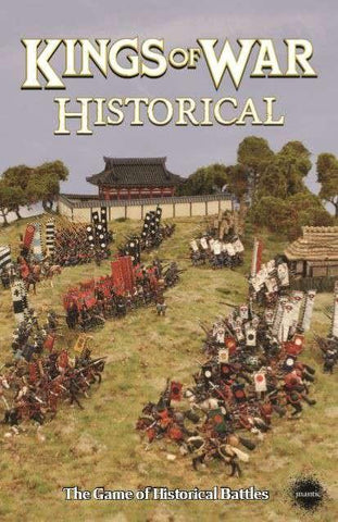 Kings of war - Historical