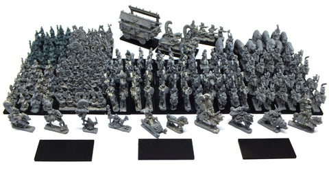 Warmaster - Kislev army - 10mm