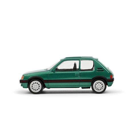 MINICHAMPS - NV471717 - 1992 PEUGEOT 205 GTI - GREEN - 1/43