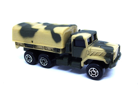 Maisto - Truck M-923 A1 (painted) - 1:72