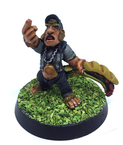 Blood Bowl - Referee - 28mm - Good painted