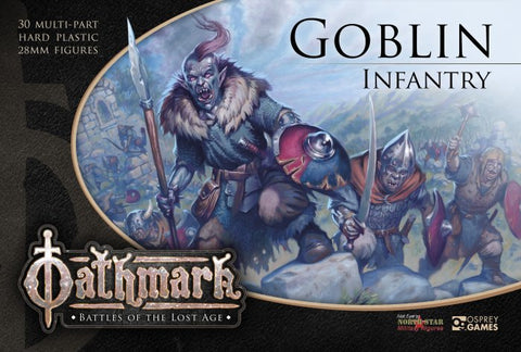 North Star - Goblin Infantry - 28mm - OAKP201