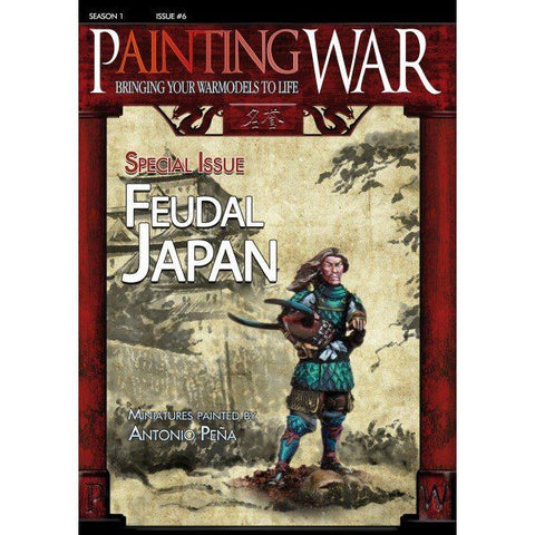Designs & Edits WxW Co. - Painting War - Feudal Japan