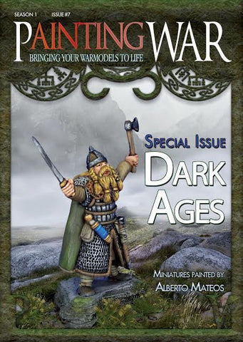 Designs & Edits WxW Co. - Painting War - Dark Ages