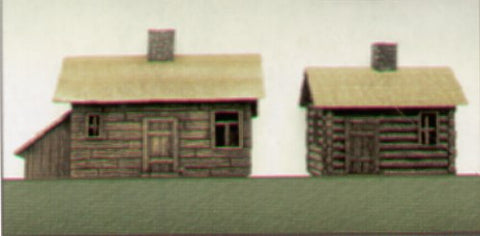 Pegasus - 0850 - Cottage and Cabin - 1:144