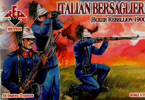 Red Box - 72030 - Italian Bersaglieri - 1:72