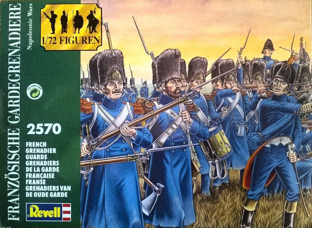 Revell - French grenadier guards - 1:72