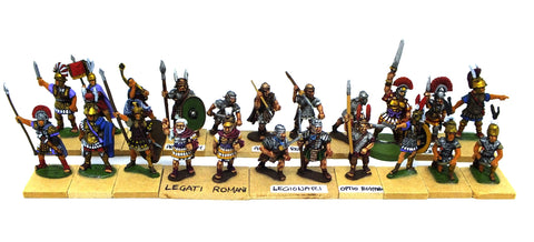 Roman army (high painted) - 28mm