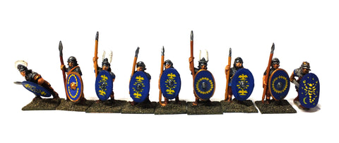 Roman auxilia (painted) - 28mm