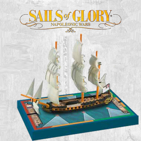 Sails of Glory - Napoleonic Wars: Carmagnole 1793/Sibylle 1791 - SGN105A