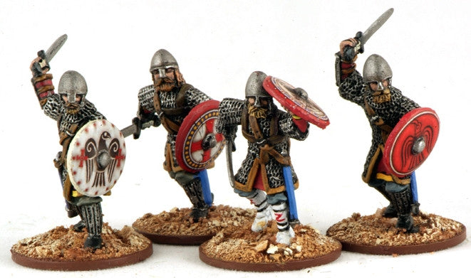 Gripping Beast - SZ11/SV08 - SAGA - Varangian Guard - 28mm