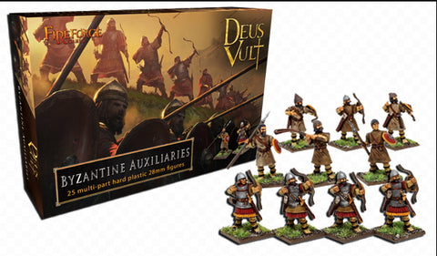 Fireforge Games - Byzantine Auxiliaries - 28mm