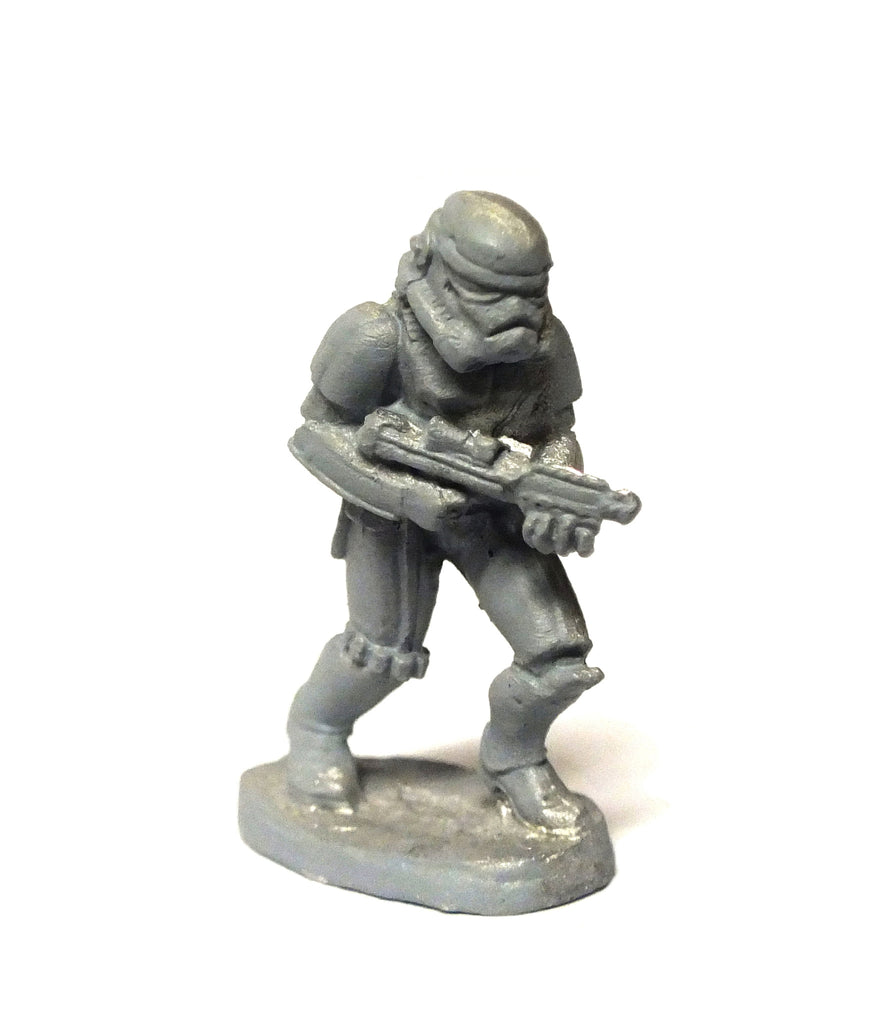 Star Wars SW15 - Storm Trooper (West End Game) Imperial Forces - 25mm