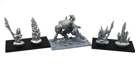 Warmaster - Storm of Chaos Dark Shadows Over Albion (rare unit) - 10mm