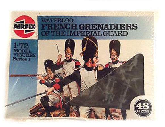 Airfix - French grenadiers of the imperial guard - 1:72