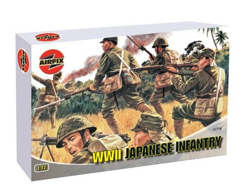 Airfix - WWII Japanese infantry  - 1:72