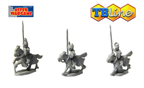 TB LINE 4164 - Teutonic knight - 10mm
