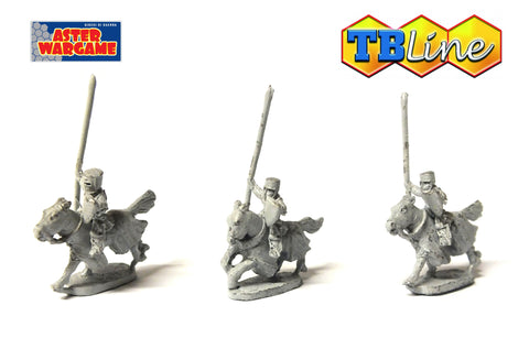 TB LINE 4165 - European heavy knight - 10mm