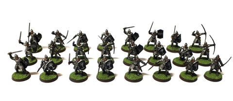 The Lord of the Rings - Warriors of Minas Tirith - 28mm