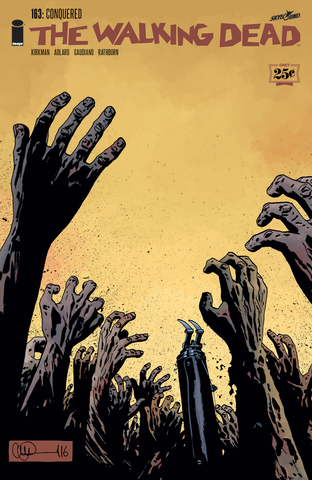 Comics - The Walking Dead N.163 - Skybound E.