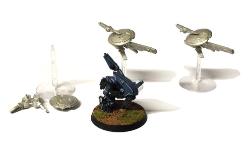 Warhammer 40.000 - Tau Empire Sniper Drone Team - 28mm