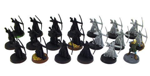 The Lord of the Rings - Archers of the Last Alliance - 28mm