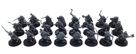 The Lord of the Rings - Dwarf Rangers - 28mm