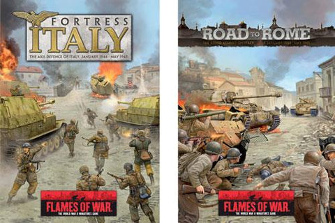 Books - Flames of War - Italy