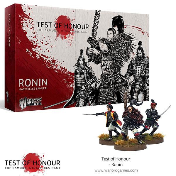 Warlord Games - Test of Honour - Ronin - 28mm