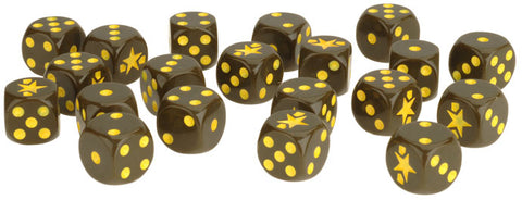 Flames of War - US900 - Fighting First Dice Set (20)