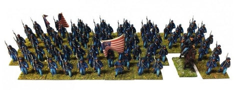 Union Army (American Civil War) - Lot 2 - 28mm