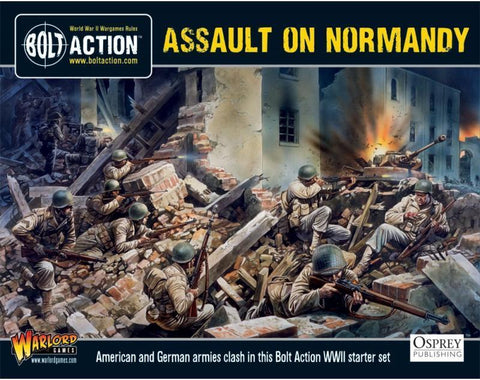 Bolt Action - Assault on Normandy - WGB-START-01
