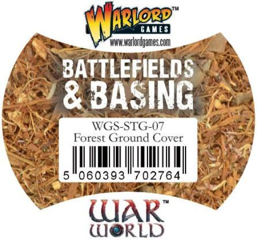 Warlord Games - Battlefields & Basing - Forest Ground Cover - WGS-STG-07