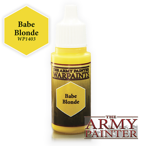 The Army Painter - Babe Blonde 18ml