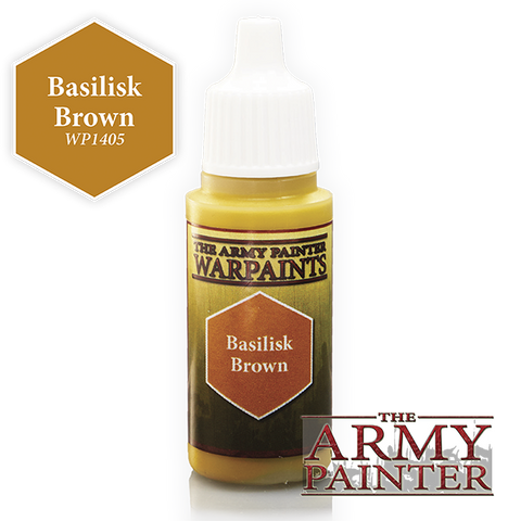 The Army Painter - Basilisk Brown 18ml