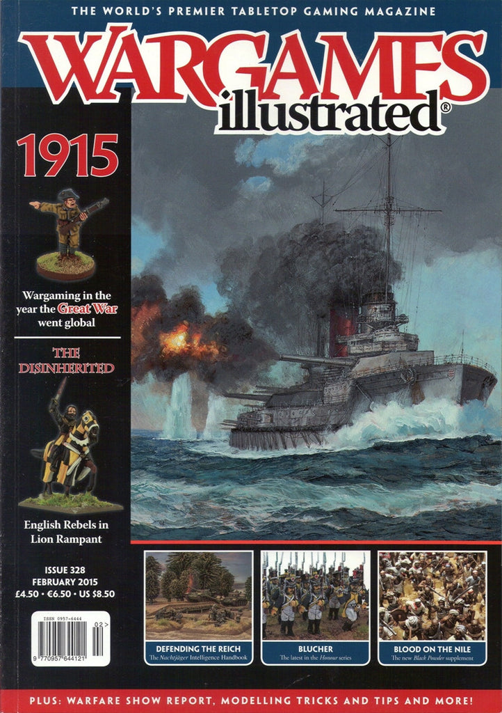 Wargames illustrated - February 2015 - N.328