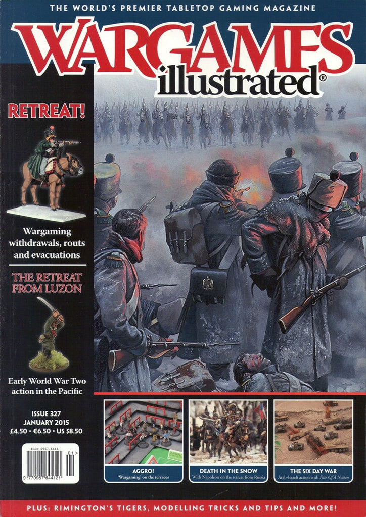 Wargames illustrated - January 2015 - N.327