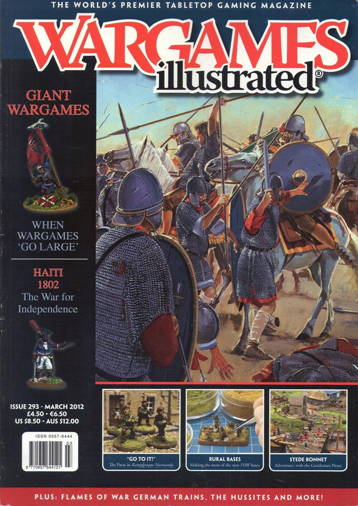 Wargames illustrated - March 2012 - N.293
