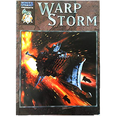 Book - White Dwarf Presents - Warp Storm