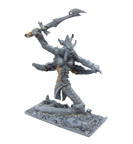 Warmaster - Daemons Greater Daemon of Slaanesh - 10mm