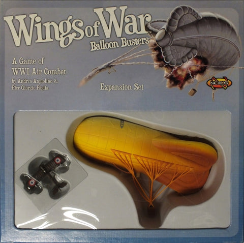 Boardgame - Wings of War - Balloon Busters (exspansion set)