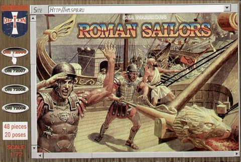 Orion - Roman sailors - 1:72